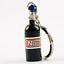 Nitrogen Bottle Metal Keyring Car Key Holder Pendant Men and Women Mini Key Ring