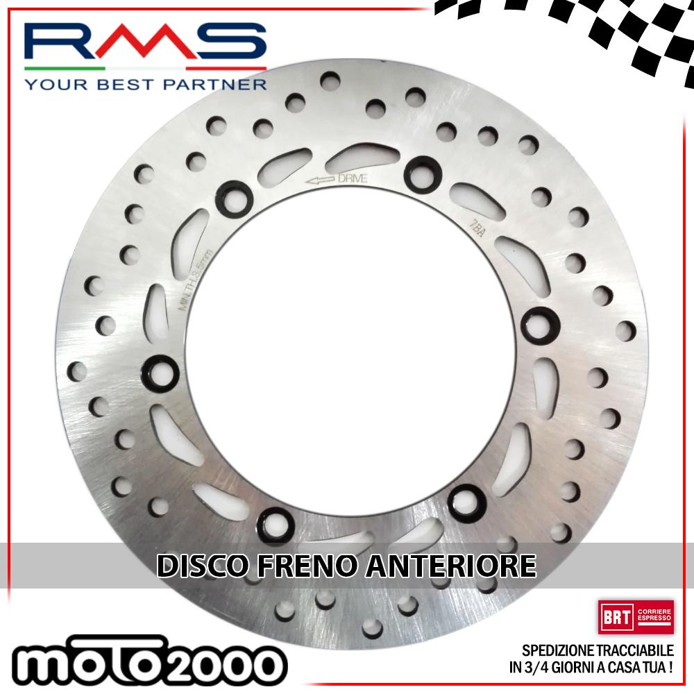 RMS Disco freno Anteriore per Honda-SH 300 dal 2010 fino al 2015