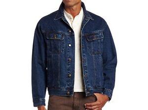 Wrangler-Men-039-s-Rugged-Wear-Unlined-Denim-Jacket-Many-sizes