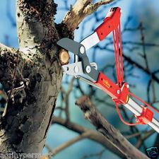 WOLF GARTEN Multi Star Anvil Tree Lopper With Handle RC-M+ZM-V4 (Garden Tools)