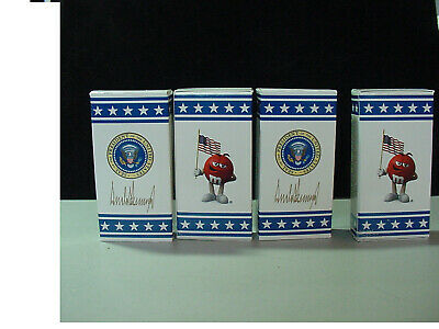 President Donald Trump Plain M/&M HALLOWEEN Chocolate Candy White House POTUS AF1