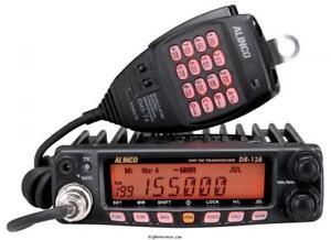 ALINCO-DR-138HE-ad-alta-potenza-VHF-145MHz-RICETRASMETTITORE-mobile-FM