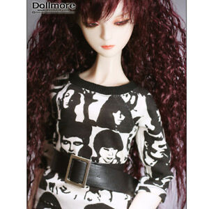 2482da13f36 Dollmore  BJD SD Model doll belt ALL Size - width 2cm Belt (Black ...