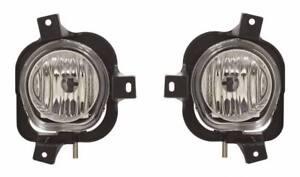 fuer-FORD-KA-MK2-11-2008-Nebelscheinwerfer-Lichter-Lampen-BLINKER-Teil-1-Paar-o