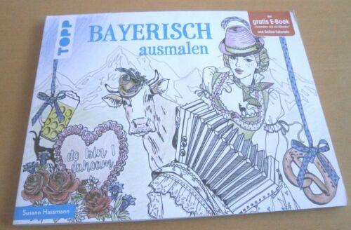 1 von 1 - Bayerisch ausmalen Susann Hassmann