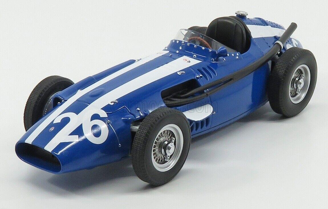 118 CMR  MASERATI  F1  250F N 26 4th ITALIAN GP 1957 MASTEN GREGORY
