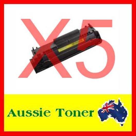 5x Q2612A for HP LaserJet 1018 1020 1025 3055 12A Toner