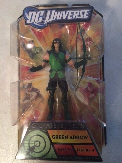 DC Universe Classics Green Arrow Collectible Figure - Wave 20