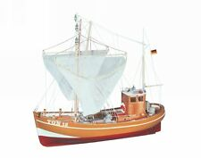 Graupner Crab Cutter Krabbe Tön 12 - Radio Control Model Boat Kit
