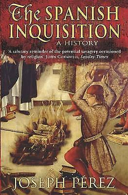 1 of 1 - THE SPANISH INQUISITION: A HISTORY., Perez, Joseph (trans Janet Lloyd)., Used; V