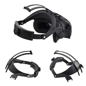 Einstellbare-PU-Leder-Kopf-Band-Stirnband-Guertel-fuer-HTC-VIVE-VR-Zubehoer-CDE