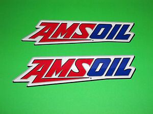 AMSOIL-UTV-ATV-QUAD-SNOWMOBILE-MOTORCYCLE-MOTOCROSS-PRO-DIRT-STICKERS-DECALS