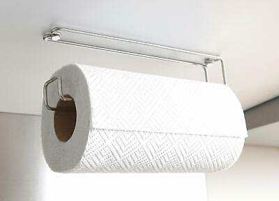 sd Drilling Wall Mounted Toilet Roll Holder Bar Towel Ring Rail Stainless Steel