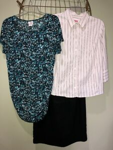 Mixed-Lot-Maternity-Clothing-Women-s-M-6-L