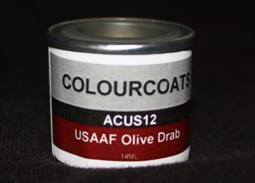 USAAF Olive Drab ACUS12 - ANA 613