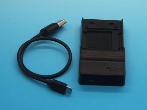 USB Cargador De Batería Para NB-11L Canon Powershot A3400 es A3500 es A4000 A4050 es
