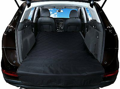 Quilted Pet Dog Heavy Duty Boot Liner Protector For NISSAN QASHQAI N-TEC