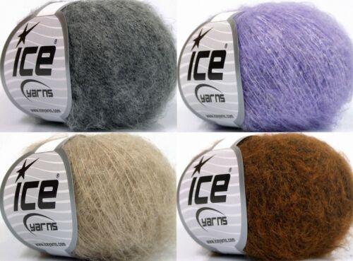 Lace ICE Freddy Wool 30 g = Lauflänge 285 m verschiedene Farben