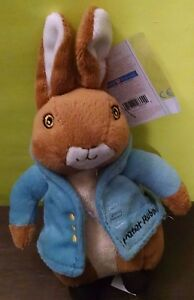 Peter Rabbit Bean Bag 7 Quot Boys Amp Girls 0 Yrs New 2010 Ebay