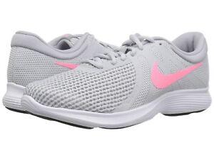 7684374b2 Nike Women s Revolution 4 Running Shoes 908999 016 Pure Platinum ...