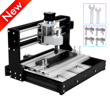 Mini Cnc 3018 Pro Router 3 Axis Milling Cutter Machine Wood Router Engraver Tool