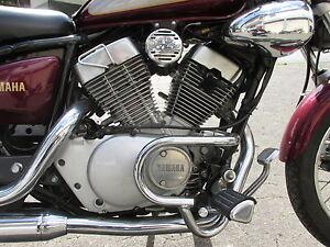 Yamaha-Virago-XV125-XV250-gt-105-Motor-Schrauben-Set-36-lt-Normteile-Satz-NEU
