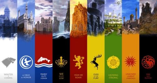 GR1 GAME OF THRONES Dragon Daenerys Targaryen Key chain collectible cosplay