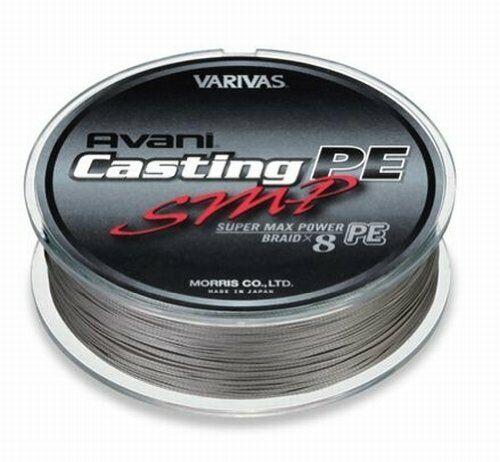MAX 70lb MORRIS PE line VARIVAS Abani casting SMP Super Max power 300m 4 No