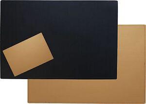 schreibtischauflage leder recy schreibtischunterlage. Black Bedroom Furniture Sets. Home Design Ideas