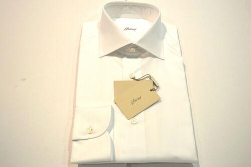 43 winkelcode overhemd Brioni 17 Us Maat 100 Fe5 katoen Eu Nieuw BHzWpqR00