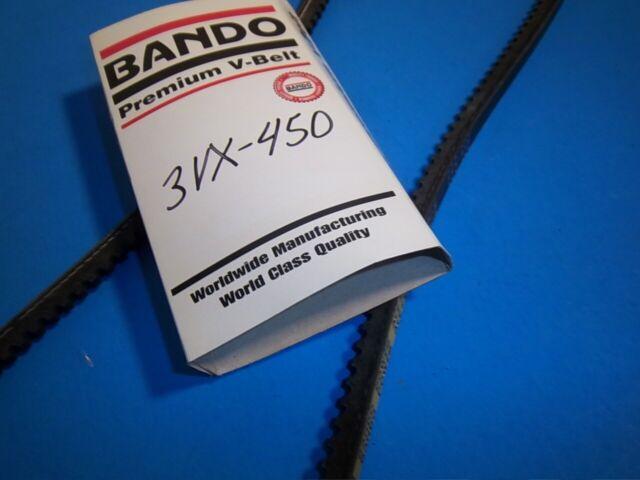 D/&D PowerDrive 3R3VX450 Banded Cogged V Belt