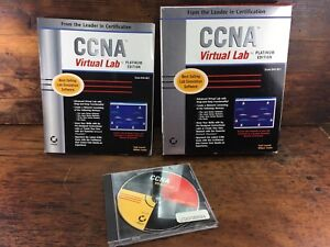Details about CCNA VIRTUAL LAB PLATINUM EDITION (640-801) LAB SIMIULATION  SOFTWARE CISCO ED