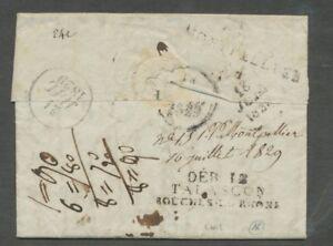 1829-Lettre-DEBOURSES-de-MONTPELLIER-et-DEB-12-TARASCON-BOUCHES-DU-RHONE-P539