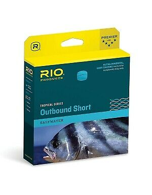 Rio Fly pesca Tropical Outbound Short Fly Line