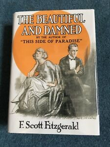 THE-BEAUTIFUL-AND-DAMNED-F-Scott-Fitzgerald-TRUE-First-Edition-1st-Print-1922