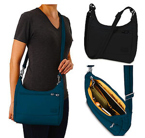 SPECIAL-OFFER-SEE-DETAIL-AUTHENTIC-PACSAFE-CITYSAFE-CS100-ANTI-THEFT-TRAVEL-BAG