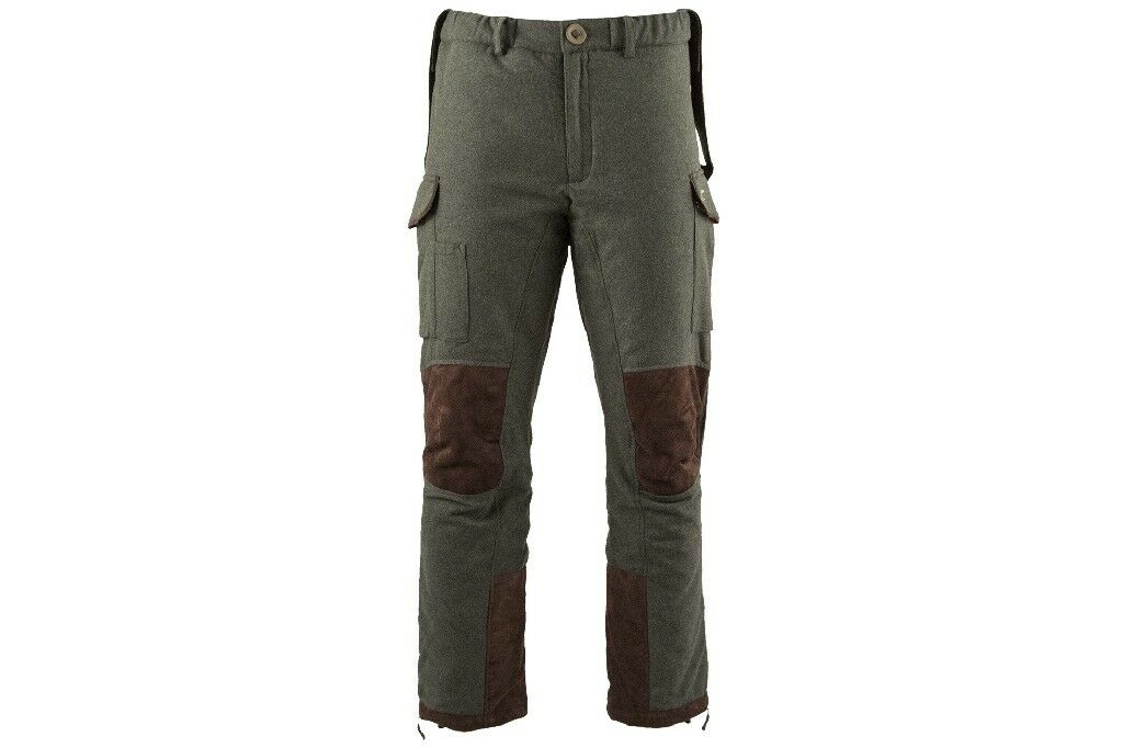 Carinthia G-Loft Loden Trousers Olive Size L Hunting incl Inner Lining