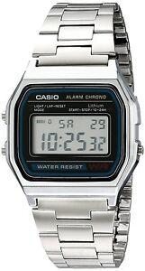 Casio A-158wa-1df - reloj caballero digital