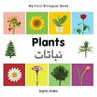 My First Bilingual Book - Plants by Milet (Board book, 2014)