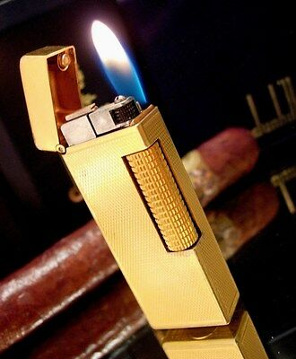 VERY NICE! 1963, OLD SCHOOL g/p Barley Design, DUNHILL Rollagas~12 MONTH WARRANY
