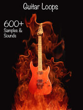 Guitar Loops Sounds Logic Pro X WAV Samples Breaks Neo Soul Licks Riffs MPC FL