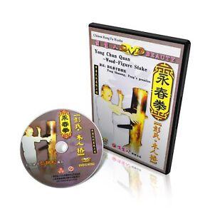 Chinese-Kungfu-Wushu-Yong-Chun-Quan-Series-Wood-Figure-Stake-Peng-Shusong-DVD