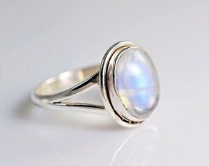 Rainbow-Moonstone-Ring-925-Solid-Sterling-Silver-Handmade-Jewelry-US-RBM-008