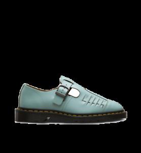 Mica Light Blue Shoes 24551424 UK3-7