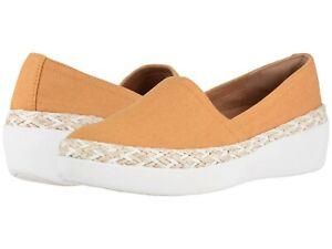 161387e2f0d1d1 Women s Shoes Fitflop CASA DENIM Loafer Espadrille Sneakers T10-684 ...