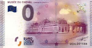 60-CHANTILLY-Musee-du-cheval-2015-Billet-0-Euro-Souvenir