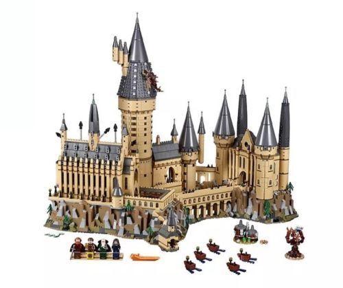 LEGO 71043 HARRY POTTER UCS HOGWARTS CASTLE NEW.