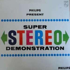 Various-Super-Stereo-Demonstration-LP-Comp-Vinyl-Schallplatte-94122