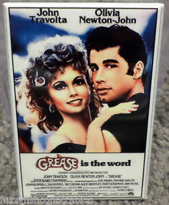 Grease Movie Poster 2&...