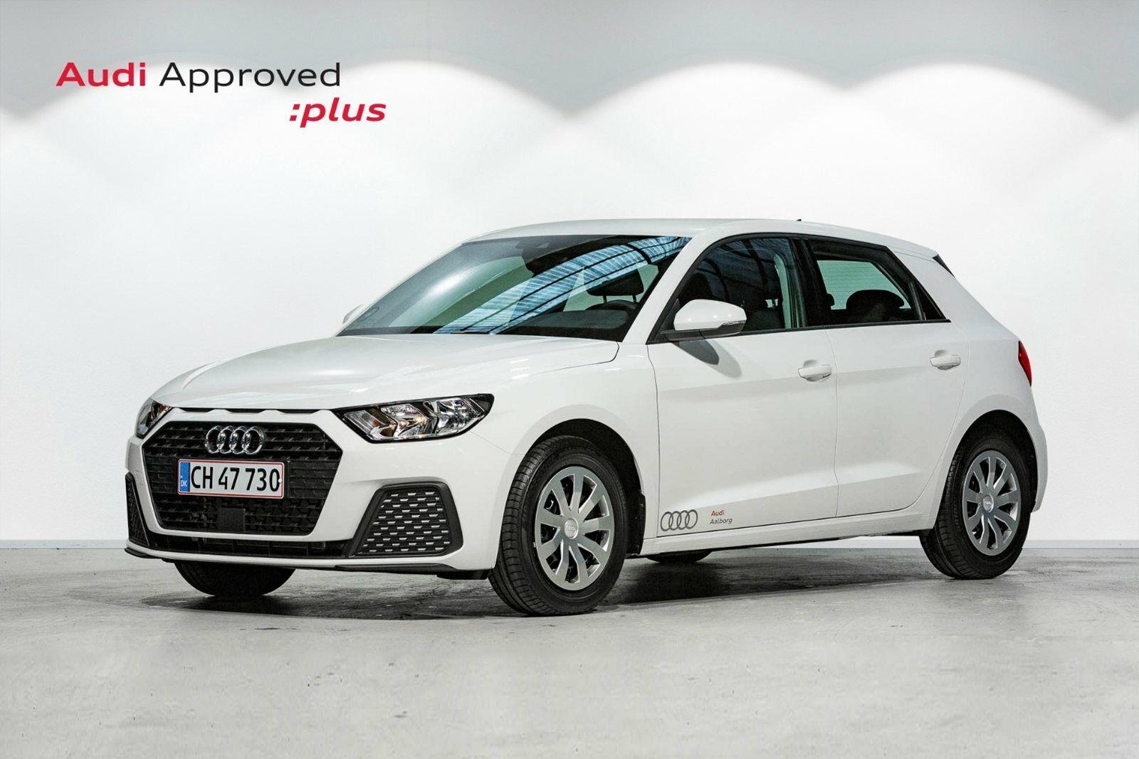 Audi A1 30 TFSi SB 5d - 270.000 kr.